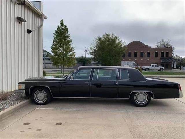 1977 Cadillac Fleetwood (CC-1437501) for sale in Cadillac, Michigan