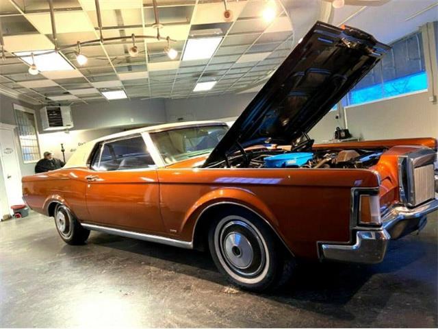 1970 Lincoln Continental (CC-1437505) for sale in Cadillac, Michigan