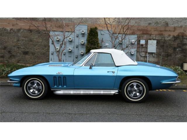 1966 Chevrolet Corvette (CC-1437506) for sale in Cadillac, Michigan