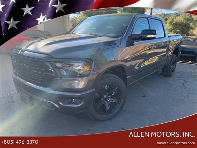 2021 Dodge Ram 1500 (CC-1437508) for sale in Thousand Oaks, California