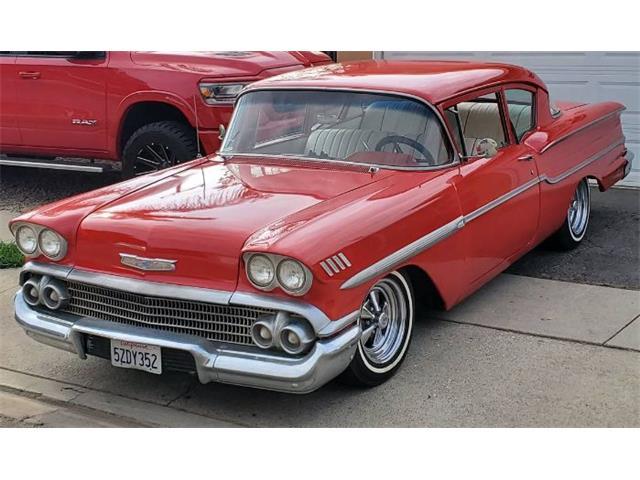 1958 Chevrolet Delray (CC-1437512) for sale in Cadillac, Michigan