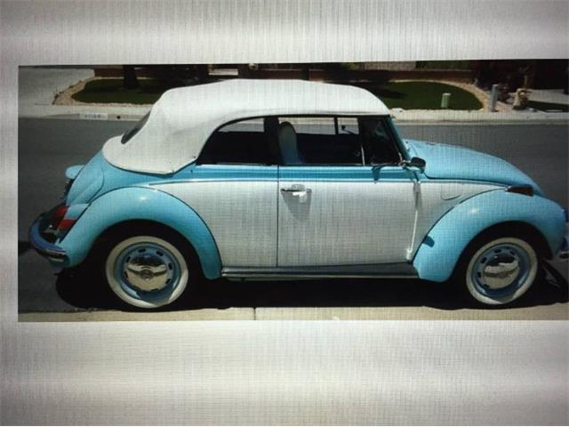 1972 Volkswagen Beetle (CC-1437521) for sale in Cadillac, Michigan