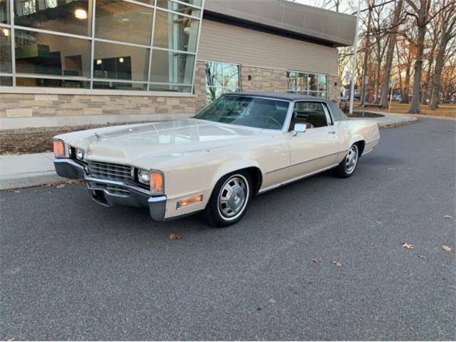 1968 Cadillac Eldorado (CC-1437527) for sale in Cadillac, Michigan