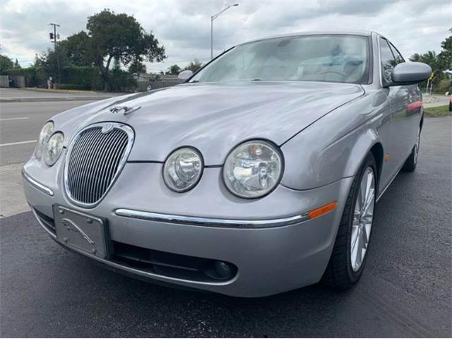 2005 Jaguar S-Type (CC-1437530) for sale in Cadillac, Michigan