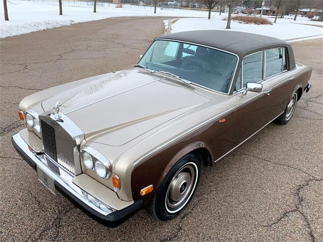 1980 Rolls-Royce Silver Shadow (CC-1437531) for sale in Carey, Illinois