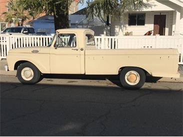 1964 Ford F100 (CC-1437532) for sale in Cadillac, Michigan