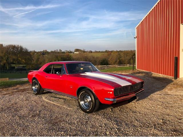 1967 Chevrolet Camaro (CC-1437533) for sale in Cadillac, Michigan