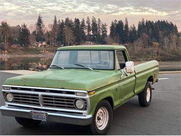 1974 Ford F250 (CC-1437537) for sale in Cadillac, Michigan
