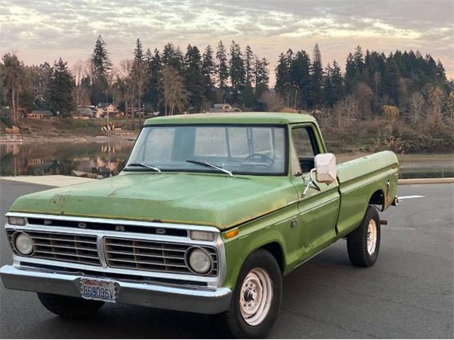 1974 Ford F250 (CC-1437537) for sale in Cadillac, Michigan