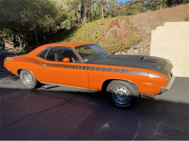1970 Plymouth Barracuda (CC-1437540) for sale in Cadillac, Michigan