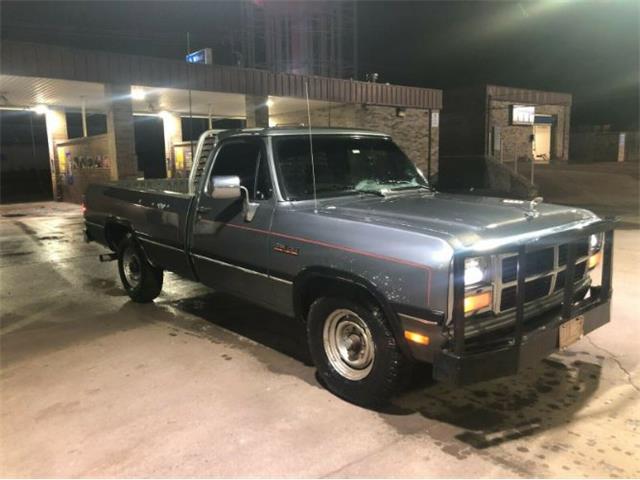 1993 Dodge Ram (CC-1437548) for sale in Cadillac, Michigan