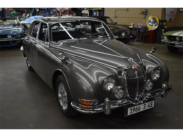 1966 Jaguar S-Type (CC-1430755) for sale in Huntington Station, New York