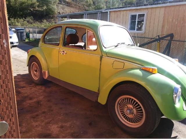 1977 Volkswagen Super Beetle (CC-1437560) for sale in Cadillac, Michigan