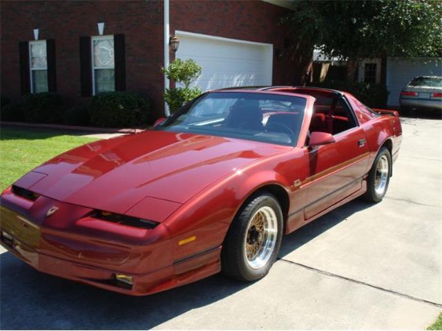 1987 Pontiac Firebird (CC-1437561) for sale in Cadillac, Michigan