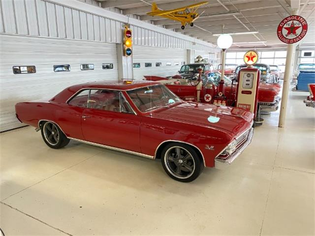 1966 Chevrolet Chevelle (CC-1437562) for sale in Columbus, Ohio