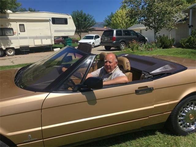 1988 Cadillac Allante (CC-1437565) for sale in Cadillac, Michigan
