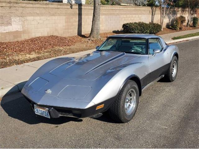 1978 Chevrolet Corvette (CC-1437569) for sale in Cadillac, Michigan