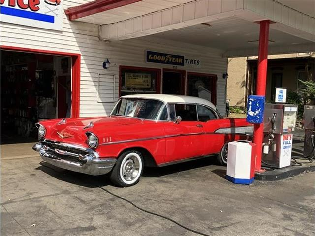 1957 Chevrolet Bel Air (CC-1430757) for sale in Daleville, Indiana