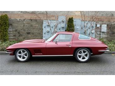 1961 Chevrolet Corvette (CC-1437577) for sale in Cadillac, Michigan