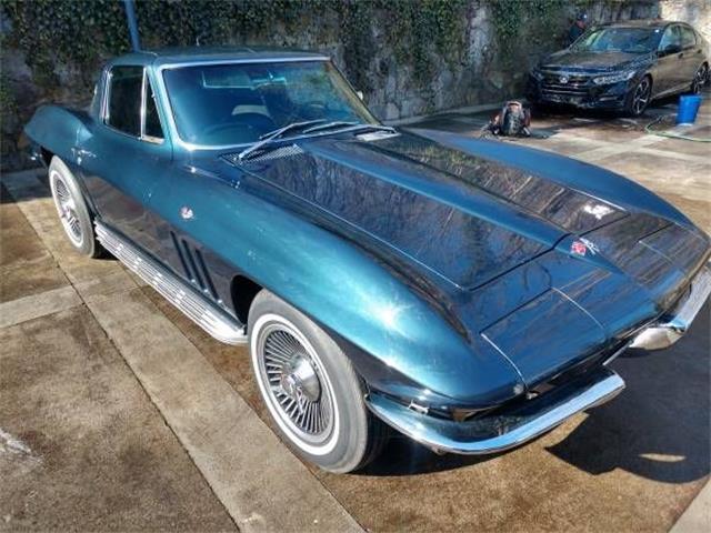 1966 Chevrolet Corvette (CC-1437580) for sale in Cadillac, Michigan