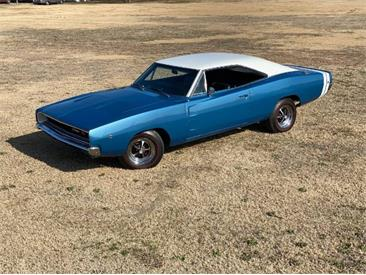 1968 Dodge Charger (CC-1437582) for sale in Cadillac, Michigan