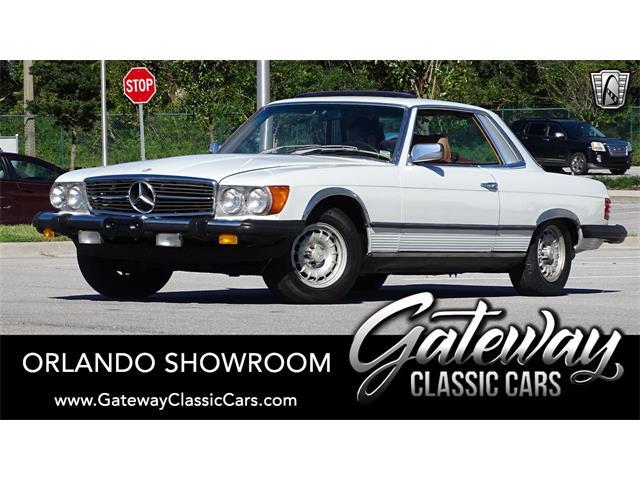 1980 Mercedes-Benz 450SLC (CC-1437583) for sale in O'Fallon, Illinois