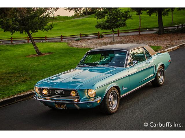 1968 Ford Mustang (CC-1437585) for sale in Concord, California