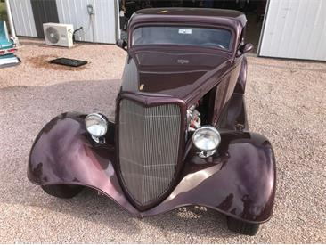 1934 Ford 5-Window Coupe (CC-1437589) for sale in Midlothian, Texas