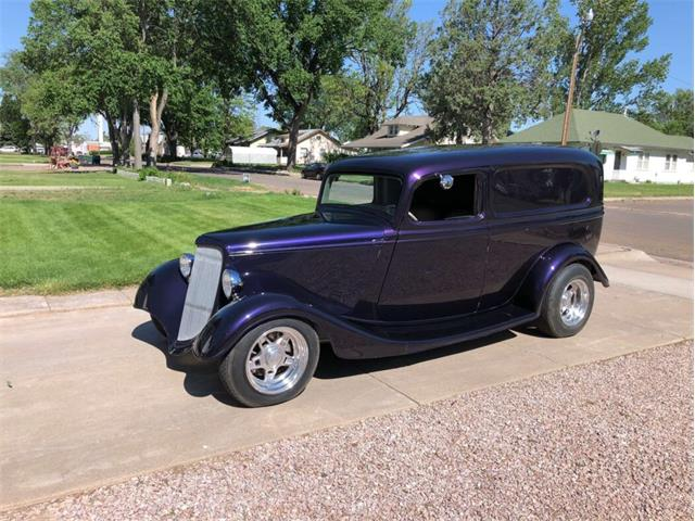 1934 Ford 5-Window Coupe (CC-1437591) for sale in Midlothian, Texas