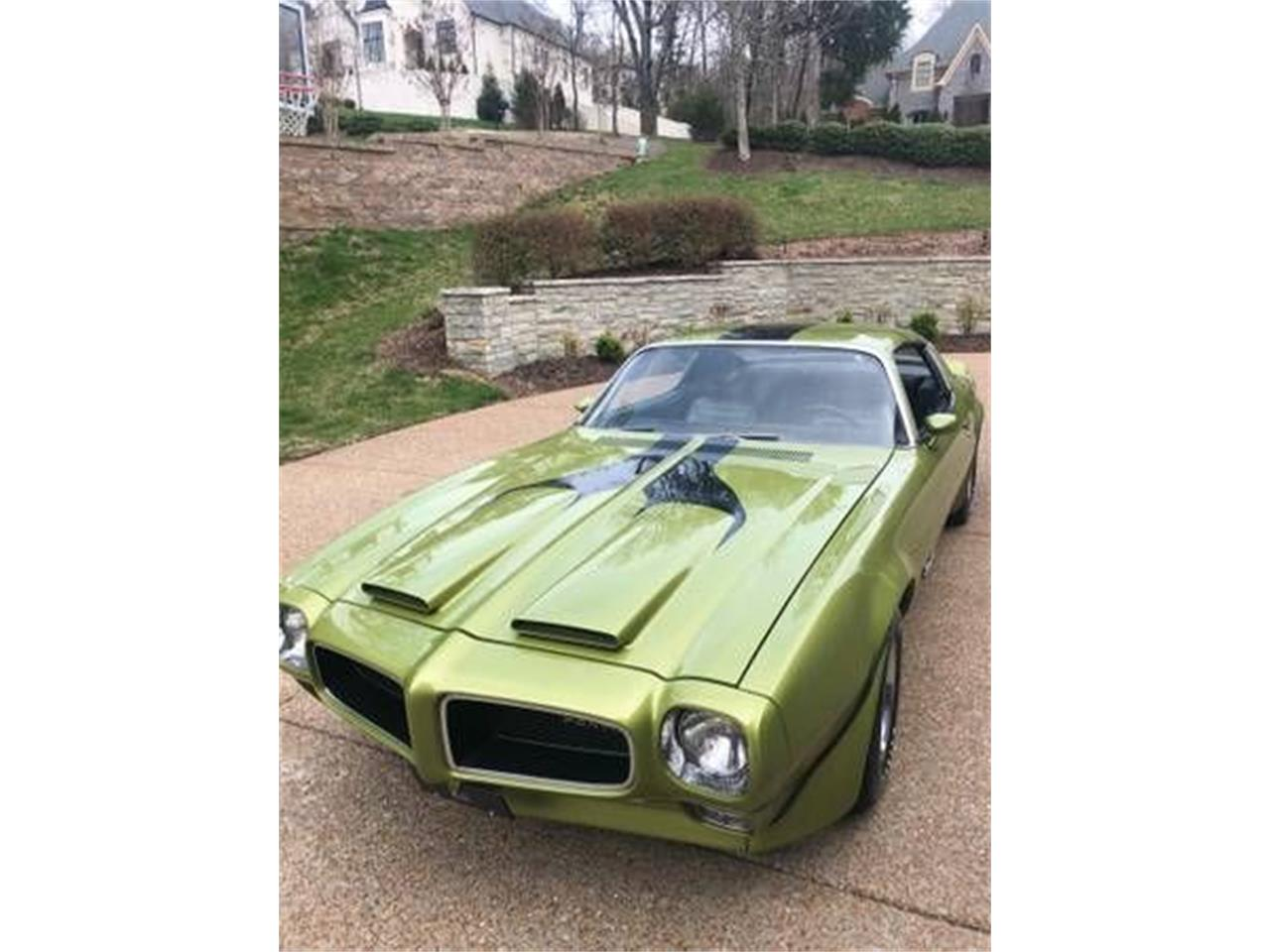 1970 Pontiac Firebird (CC-1437595) for sale in Cadillac, Michigan