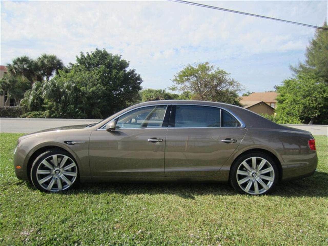 2014 Bentley Flying Spur (CC-1437603) for sale in Delray Beach, Florida