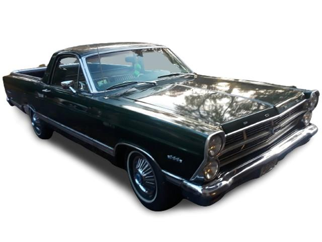 1967 Ford Ranchero (CC-1437606) for sale in Lake Hiawatha, New Jersey