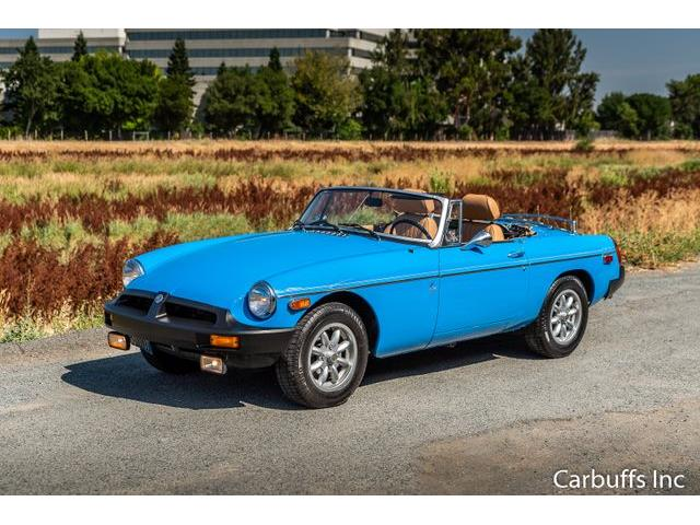 1979 MG MGB (CC-1437607) for sale in Concord, California