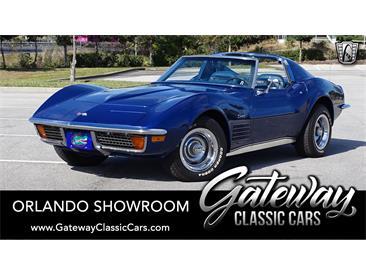 1972 Chevrolet Corvette (CC-1437609) for sale in O'Fallon, Illinois