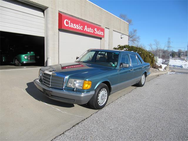 1986 Mercedes-Benz 560SEL (CC-1430761) for sale in Omaha, Nebraska