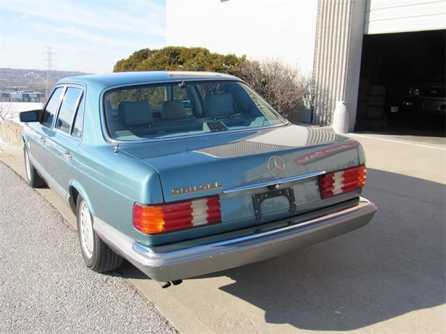 1986 Mercedes-Benz 560SEL (CC-1430761) for sale in Omaha, Nebraska