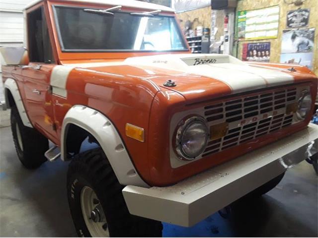 1976 Ford Bronco (CC-1437614) for sale in Cadillac, Michigan