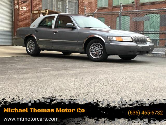2000 Mercury Grand Marquis (CC-1437617) for sale in Saint Charles, Missouri