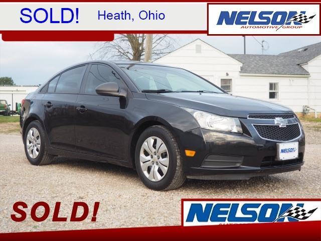 2014 Chevrolet Cruze (CC-1437619) for sale in Marysville, Ohio