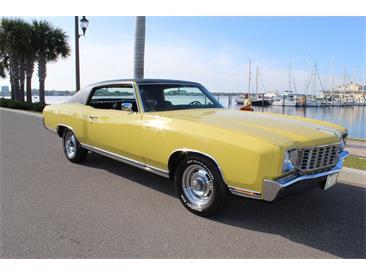 1972 Chevrolet Monte Carlo (CC-1437634) for sale in Palmetto, Florida