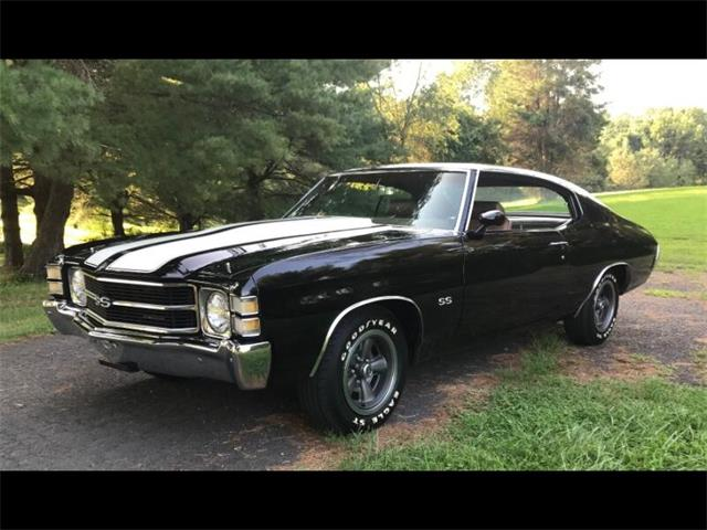 1971 Chevrolet Chevelle (CC-1437639) for sale in Harpers Ferry, West Virginia