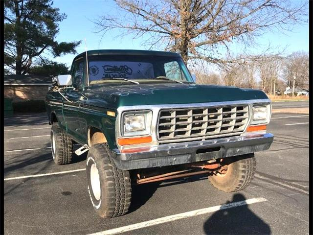 1979 Ford F100 (CC-1437649) for sale in Harpers Ferry, West Virginia