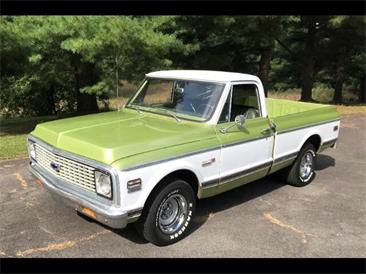 1971 Chevrolet C/K 10 (CC-1437653) for sale in Harpers Ferry, West Virginia