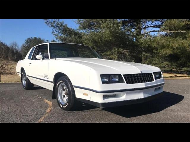 1984 Chevrolet Monte Carlo (CC-1437656) for sale in Harpers Ferry, West Virginia