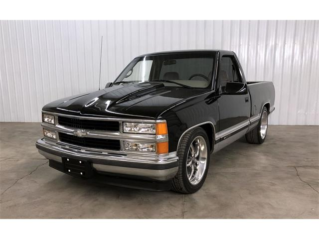 1997 Chevrolet Silverado (CC-1437663) for sale in Maple Lake, Minnesota