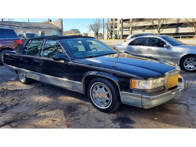 1996 Cadillac Fleetwood (CC-1437668) for sale in Atlanta, Georgia