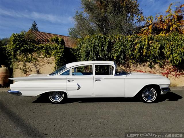 1960 Chevrolet Biscayne (CC-1430767) for sale in Sonoma, California
