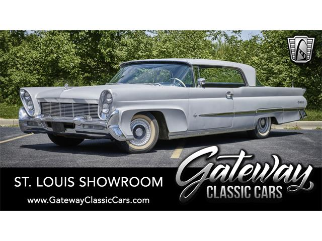 1958 Lincoln Premiere (CC-1437676) for sale in O'Fallon, Illinois