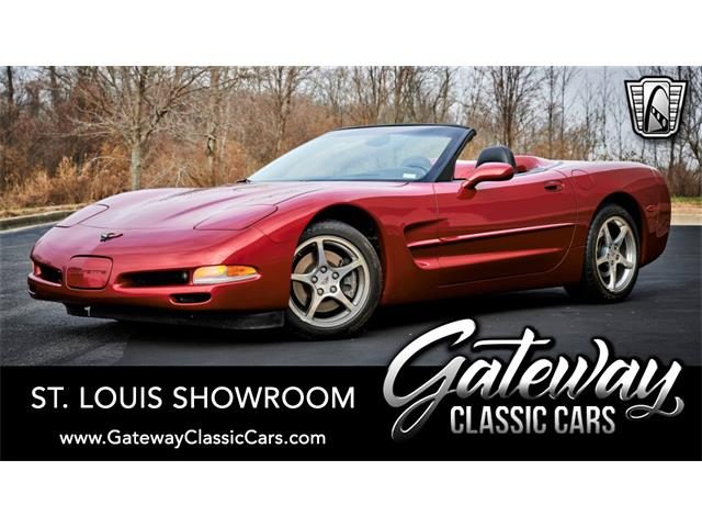 2000 Chevrolet Corvette (CC-1437679) for sale in O'Fallon, Illinois