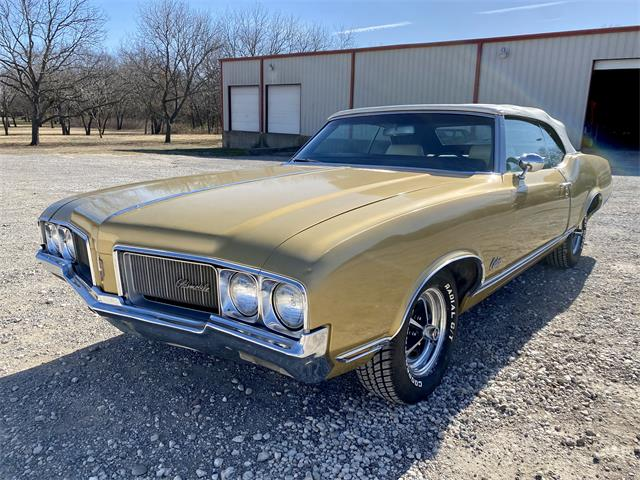 1970 Oldsmobile Cutlass (CC-1437687) for sale in Sherman , Texas